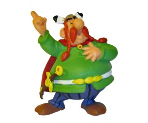 Macroeconomix - Asterix Figurine