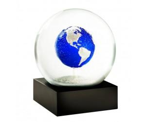 La Terre Boule à Neige CoolSnowGlobes