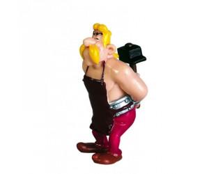 Fulliautomatix the Black-Smith - Asterix Figurine