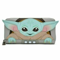 The Child Bébé Yoda Portefeuille Loungefly