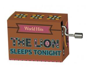 The Lion Sleeps Tonight #234 - Boîte à Musique à Manivelle