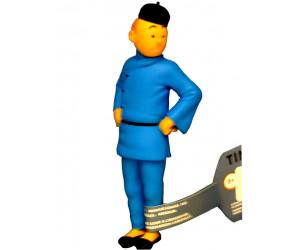 Tintin Lotus Bleu