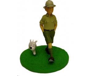 Tintin Explorateur