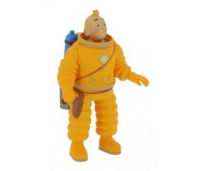 Tintin Astronaute - Figurine Tintin