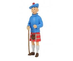 Tintin Kilt en PVC