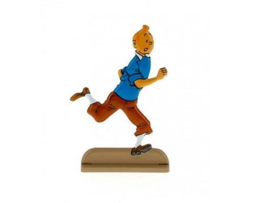 Tintin Cours - Figurine en Métal