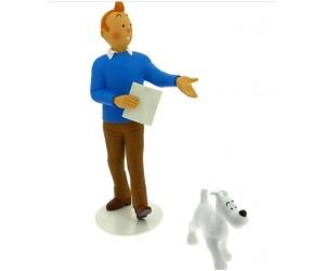 Tintin et Milou - Musée Imaginaire de Tintin