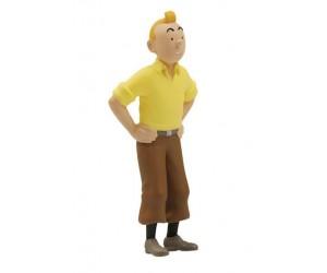 Tintin Pose Figurine