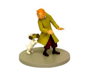 Tintin et Milou Boîte de Crabe