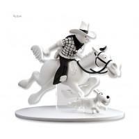Tintin à Cheval Hors-série