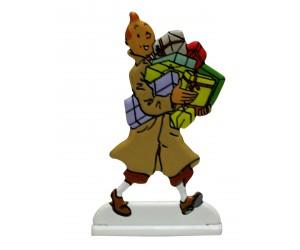 Tintin Cadeaux - Figurine en Métal