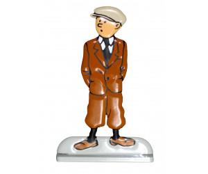 L'Oreille Cassée - Tintin Metal Figurine