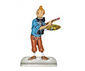 Artist - Resin Tintin Figurine