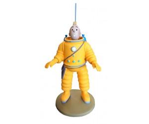 Tintin Astronaute - Figurine de résine