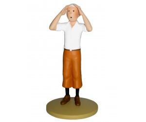 Tintin dans le Désert - Figurine en résine