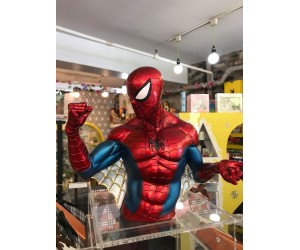 Tirelire Spider-Man Métallique