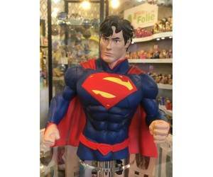 Super-Man Vinyl Coin Bank