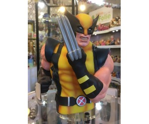 Wolverine Vinyl Coin Bank