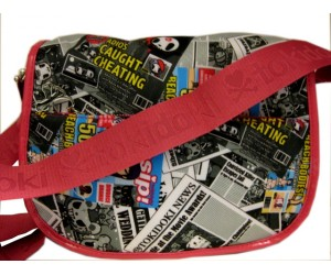Gossip Tokidoki Flap Bag