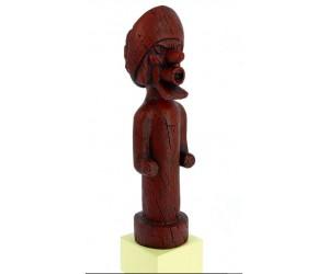 Totem Chevalier de Hadoque - Le Musée Imaginaire de Tintin