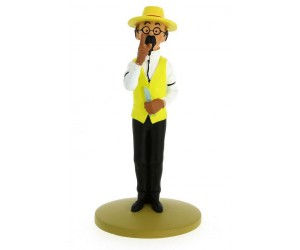 Calculus Gardener - Tintin Resin Collectible Figurine