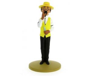 Calculus Gardener - Tintin Resin Collectible Figurine