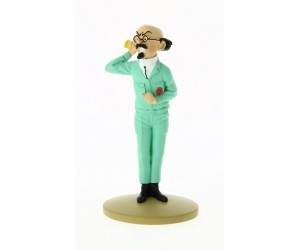 Calculus with Horn - Tintin Resin Collectible Figurine