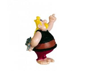 Ordralphabétix le Poissonnier - Figurine Astérix