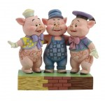 Les Trois Petits Cochons Disney Tradition