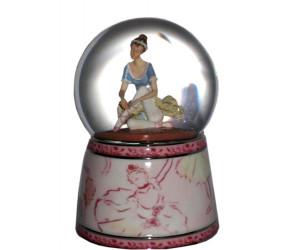 Douce Ballerine - Boule à Neige Musicale