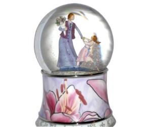 Mère et Fille - Boule à Neige Musicale
