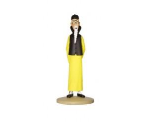 Wang Jen-Ghie Figurine en Résine Tintin