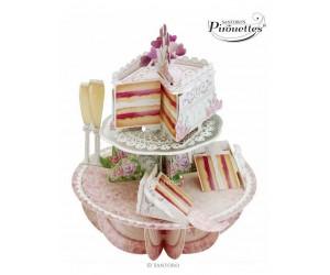 Gâteau de Mariage PS045