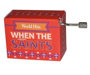 When The Saints Go Marching In #237 Boîte à Musique à Manivelle