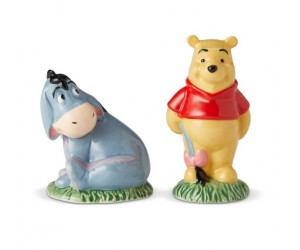 Winnie the Pooh and Eeyore Salt and Pepper Shakers